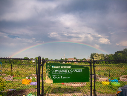 Lemont Township Community Garden